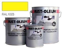 Rustoleum 7100 Standard Floor Coating (Yellow)